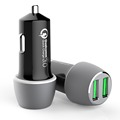 car charger for asus laptop,QC3.0 12v car charger with female,ride on car charger QC3.0