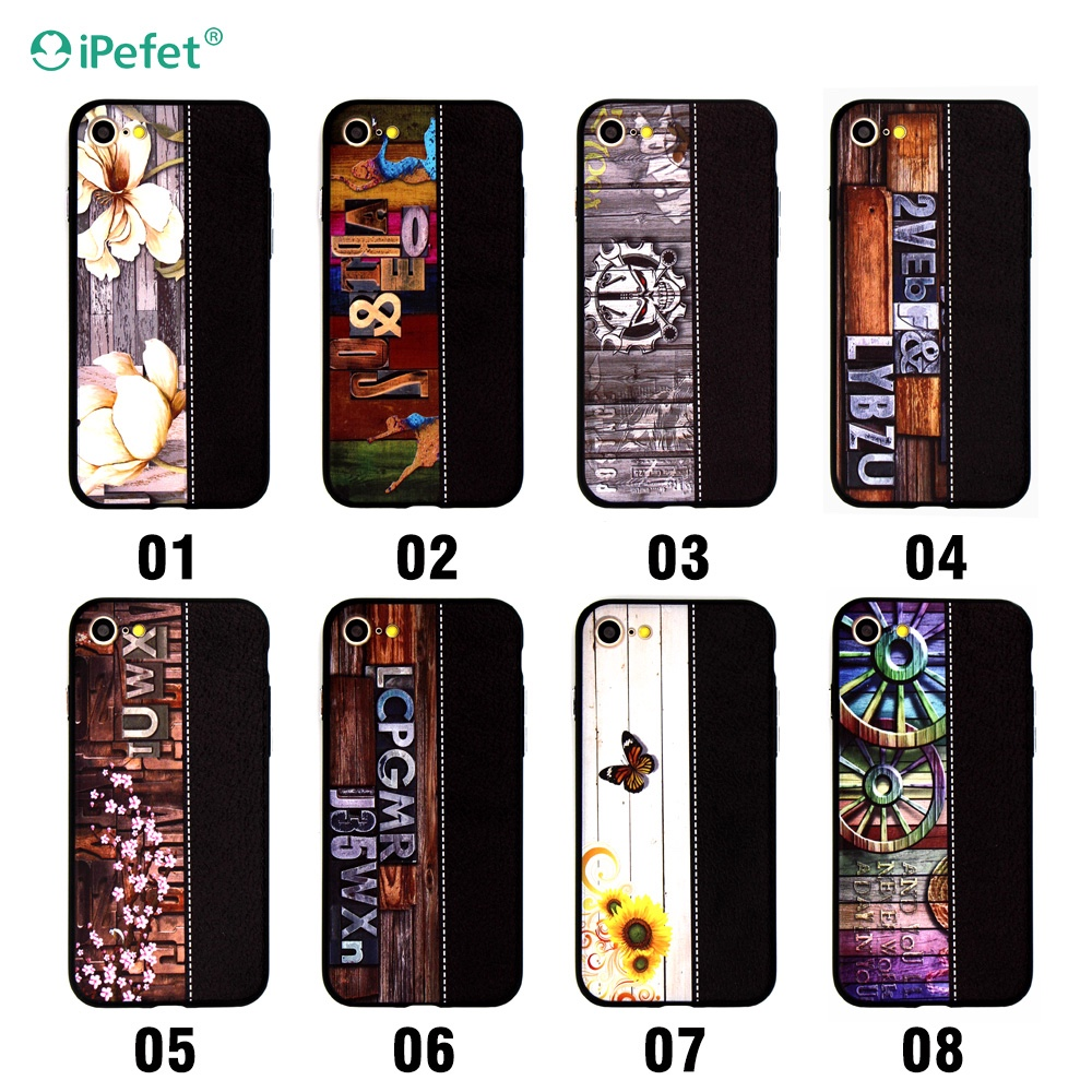 Professional phone case manufacture customize print 3D sublimation printing hard PC cover case For iphone 7 plus