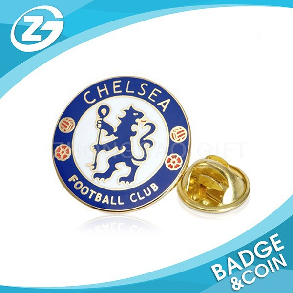 Free Design Custom Pin Badge for Promotion