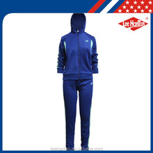 wholesale Active Zipper 2pc jogging suit for womren