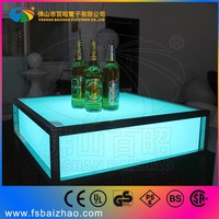 juice bar led lighjt counter for sale