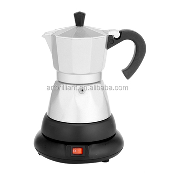 Electric Coffee Maker Wattage : Aluminum Low Wattage Electric Appliances Coffee Maker - Buy Low Wattage Electric Appliances ...