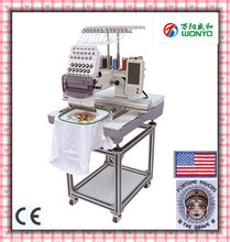 Single Head Embroidery Machine Ideal for Most of All Embroidery Jobs