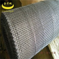 china factory 4x4 galvanized steel wire mesh panels