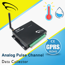 Analog Pulse Channel Data Collector programmable digital temperature control