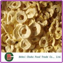 Dried apple ring, FD apple ring,fruit snack sugar-free dried fruit,