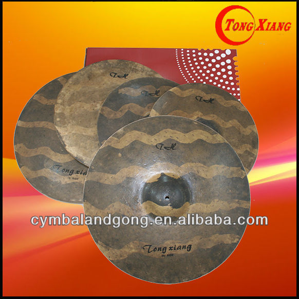 TH-A manual b20 cymbal set drum cymbal for tongxiang