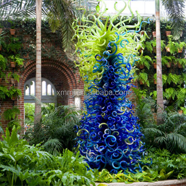 Wholesale glass garden art - Online Buy Best glass garden art from ...