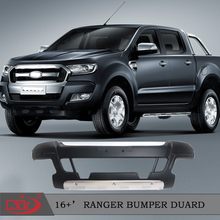 ABS plastic front bumper guard for pick up Ford Ranger 2016+ from CXK
