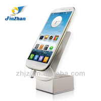 2015 new developed i5 android phone magnetic mobile support, mobile charging support,mobile table support