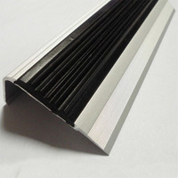 plastic stair treads cover for steps/rubber stair nosing strip