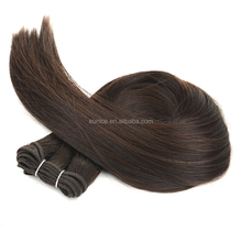 Yiwu Wholesale Virgin Unprocessed Raw Indian Hair Cabelo 100% Remy Mongolian Braids Hair Bundles Extensions for Black Woman