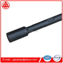 Manufactory hot sale high stability forged 17mm Flushing hole hollow drill rod