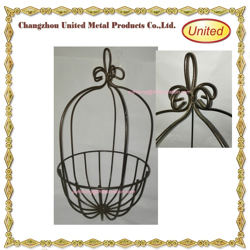 Hot selling metal wire basket with low price