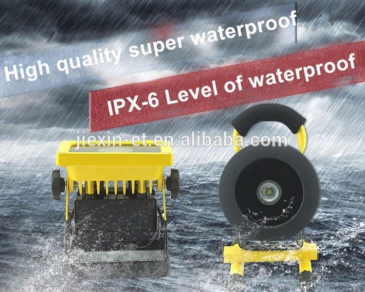 Good Quality 10W COB Led Spot Light Rechargeable led flood Work Light with csa saa approved