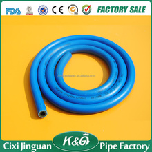 Cixi Jinguan online shopping china flexible natural gas hose for stove, transparent gas PVC hose pipe to Africa, Europe