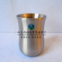 Travelling Cups Tumbler Clay Wine Cups Drinkware Christmas Drinkware/Wine Glass China Stainless Steel Cup