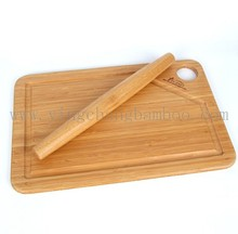 Luxury bamboo wooden carving cutting boards
