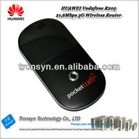 Original Unlock HSPA+ 21.6Mbps Vodafone HUAWEI Wireless Sim Router R205 Support HSPA+/HSPA/UMTS 2100/900/850MHz