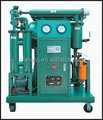 Model ZLS transformer oil purifying machine