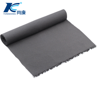 Activated Carbon Fiber Fabric Protected From