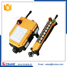 16 Buttons 1 Speed Industrial Remote Control For Tower Crane With 16~65V, 65V~440V AC/DC