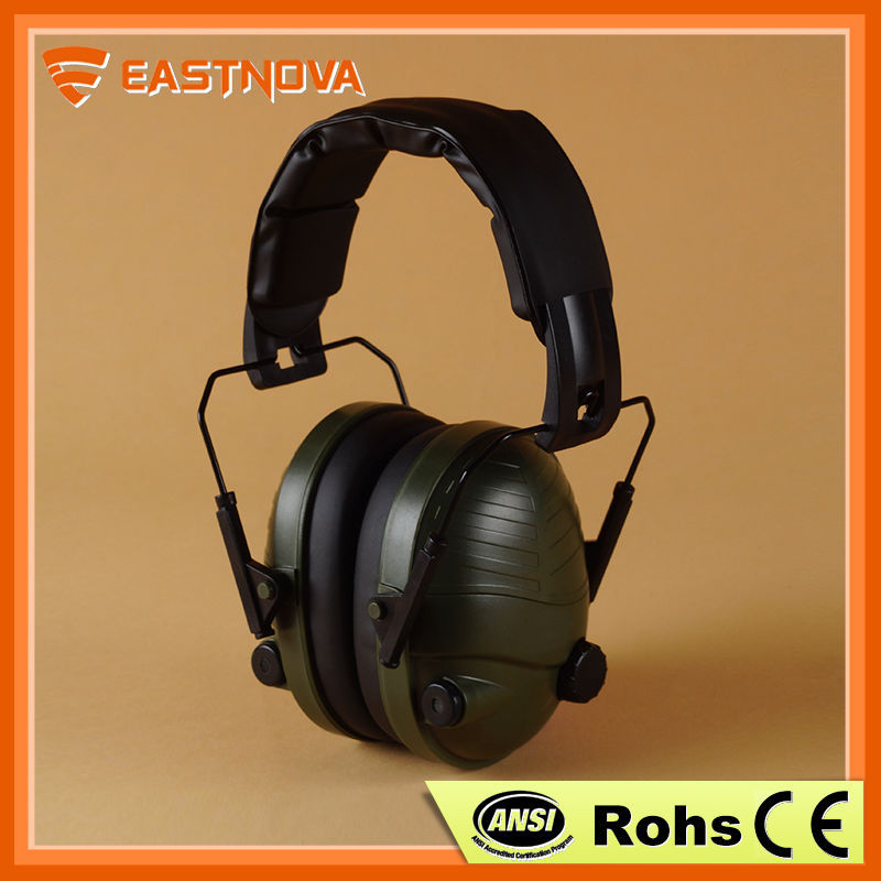 EASTNOVA EM025 Soundproof Waterproof Electronic Ear Muffs For Shooting