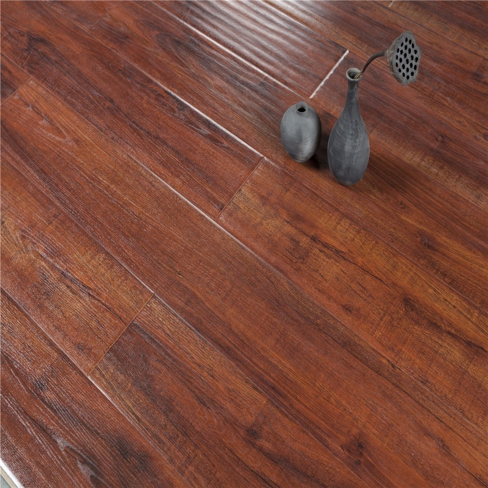 Hot sales 8mm MDF HDF AC3 laminate <strong>flooring</strong> 2018