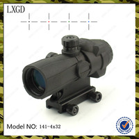 141-4x32 Optic Heavy Duty Long Range Hunting Gun Accessory Rifle Scope