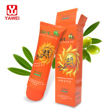 2016 Popular Wholesale Sunscreen Olive Sun Protection Lotion SPF25 80g