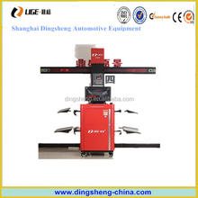 auto data car software wheel alignment measurement 3D models