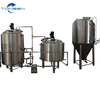 100L beer brewing equipment, brewhouse, homebrew, small beer brewery equipment