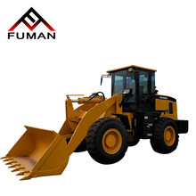 3ton wheel brand compact loader ront end loader