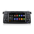 Winmark Android 5.1 Car Radio DVD GPS Player Quad Cord 7 Inch 1 Din For BMW 3 Series E46 2002-2006 with new 40-Pin DU7062
