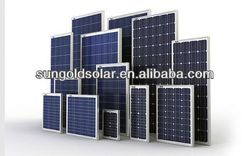 OEM 120v solar panel --- Factory direct sale
