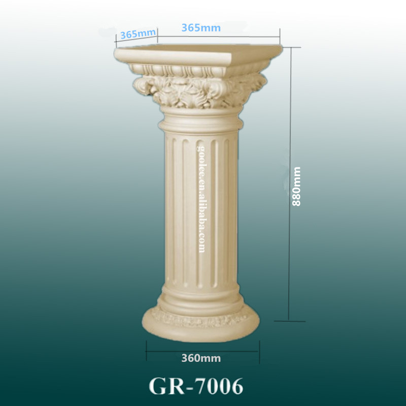 Decorative Roman Columns House Pillars Design