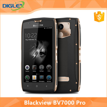 "New arrvial Blackview BV7000 Pro Mobile Phone IP68 Waterproof MT6750T Octa Core 5"" FHD 4G+64G Smart Phone"
