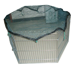 wire steel playpen/ stainlness wire playpen/Exercise Pen for Rabbit Dog
