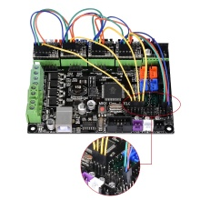 MKS Gen L V1.0 Integrated control <strong>PCB</strong> Board Reprap Ramps 1.4 support A4988/DRV8825/TMC2208/TMC2130 Driver For 3D Printer parts