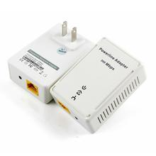 EDUP high quality 200mbps wireless powerline adapter wifi homeplug adapter EP-PLC5515