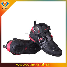 Made in China good quality cheap price motorcycle racing boots A09002