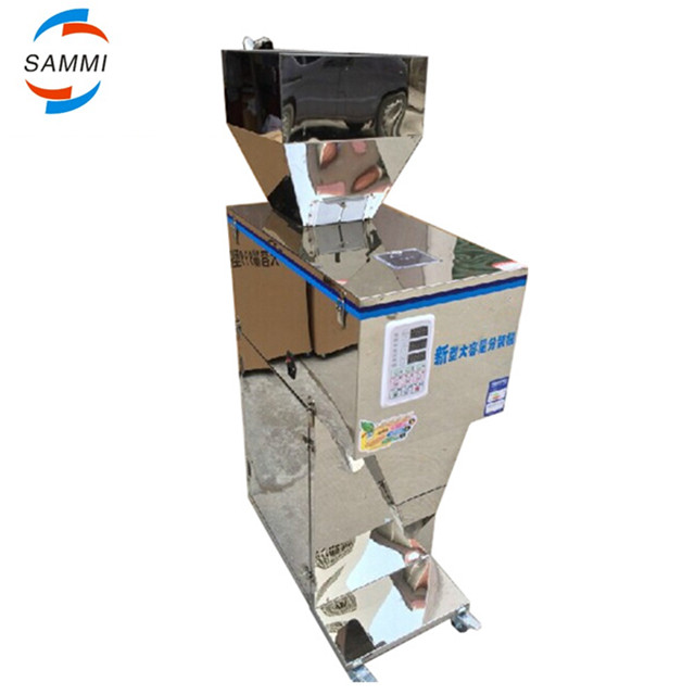 100-2500G weighing powder filling machine,powder filler for tea,<strong>grain</strong>,seed
