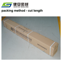 Packing Method! Sealing Strip/ Groove Weatherstripping Used in Kerfed Jamb for Wood Door Qlon Seal