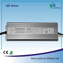 60w 1.5a pwm 0-10v ip 67 dimmable dali constant current led driver