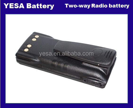 7.5V Ni-MH Walkie Talkie Battery Pack for MOTOROLA HNN9008A Fit for GP380 1500mAh