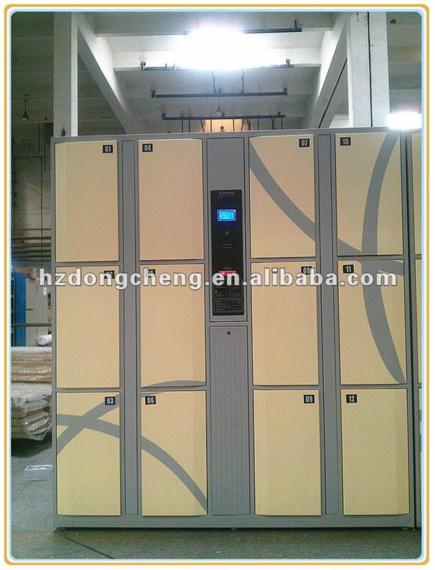 smart Locker, Beach Locker, Parcel Locker