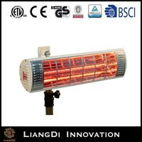 waterproof design wall mounted infrared overhead heaters