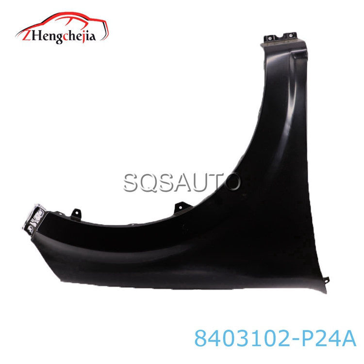 Auto spare part Fender assembly For Great Wall Wingle5 8403102-P24A