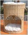 pet rattan furniture large animal cage