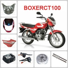 BAJAJ BOXER CT100 motorcycle spare part Engine Clutch & Shock Absorber & Alloy Wheel & Tire